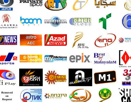 9 000 Tv Channel Logos Logo Design Love Gra