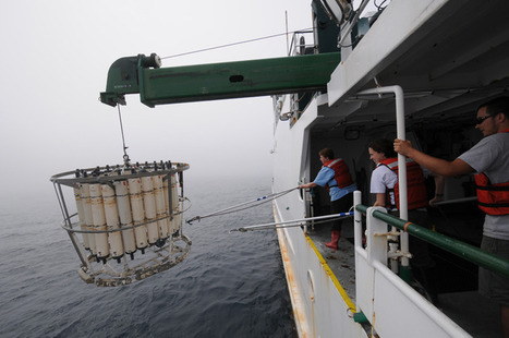 Subsea World News - Japan: Researchers Sample Pacific for Signs of Fukushima | Tsunamis | Scoop.it