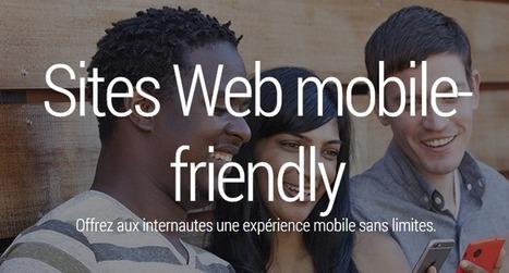 Google teste le label Mobile-Friendly dans les annonces Adwords - #Arobasenet.com   Référencement internet   Scoop.it
