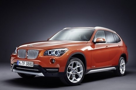 2013 BMW X1 coming to U.S. this fall, priced from $31,545 | Joeygiggles Family and Society Topics | Scoop.it