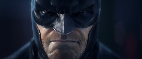 BATMAN: ARKHAM ORIGINS Teaser Trailer - Batman Vs. Deathstroke - News - GeekTyrant | Machinimania | Scoop.it