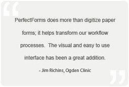 What You Find With Online Form Tools | PerfectForms Inc | Scoop.it