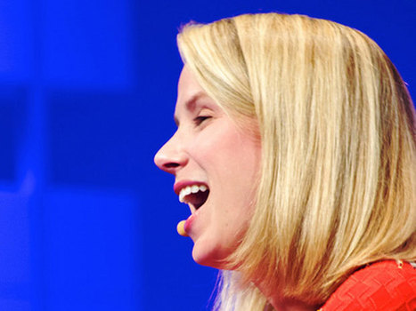 Marissa Mayer Defends Her Work From Home Ban | M-learning, E-Learning, and Technical Communications | Scoop.it