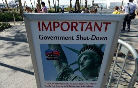 """""""30 ways the shutdown is already screwing people"""" 
