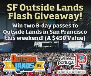 Win 3 passes for the SF Outside Lands   Wired Wines of Alentejo   Scoop.it