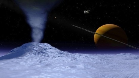 Alien Life Might Live in Our Own Solar System | Europa News | Scoop.it