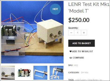 素人が知りたい常温核融合: LookingForHeat.com社が放電を使った常温核融合実験キットを開発中 | LENR revolution in process, cold fusion | Scoop.it