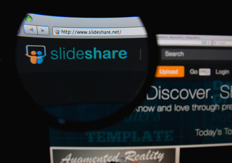 9 Ways to Use SlideShare for Your Business | LAMRIUI | Scoop.it
