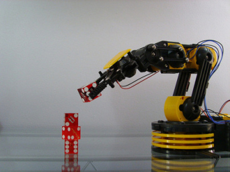 Online Learning: Introduction To Robotics | R and R | Scoop.it