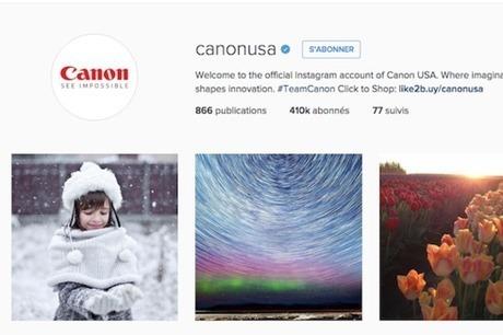 Comment les grandes marques s'emparent d'Instagram | Web Communication | Scoop.it