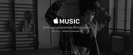 Infographic: moet je je abonneren op Apple Music? | Sociale netwerken | Scoop.it