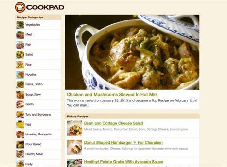 Translating Japan's top cooking site - The Japan Times | Japanese cooking make you heathly | Scoop.it