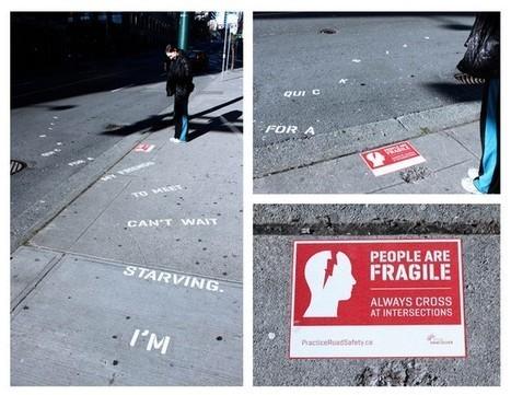Sécurité des piétons à Vancouver | streetmarketing | Scoop.it
