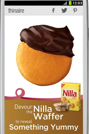 Kraft NFC pilot delivers 12 times the engagement level of QR codes ... | Mobile with Social Media | Scoop.it