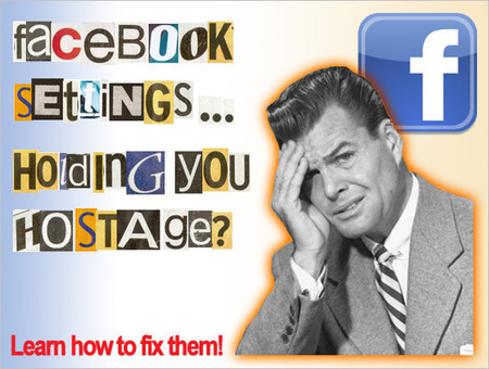 Fix your Facebook Settings – Protect Your Privacy & Stop News Feed Spam | Great Ideas for Non-Profits | Scoop.it