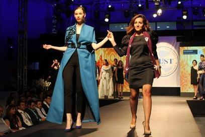 Newly tailored fashion major flaunted on the catwalk - The Daily Star | fashion | Scoop.it