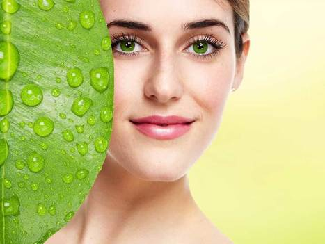 Use the Nature and Make Yourselves Beautiful | Shrewd Foods | Scoop.it