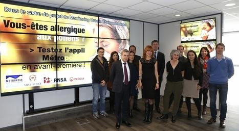 A Nice, Métropollen va améliorer la vie des personnes allergiques aux pollens | IMREDD | Scoop.it