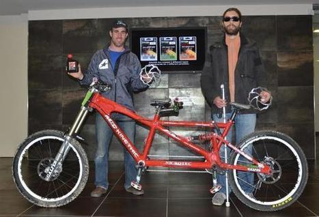 El nuevo Tandem DH probará los frenos Galfer Bike - BikeZona | DESCENSO DH | Scoop.it