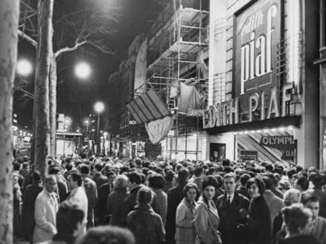 Edith Piaf's Paris: In search of La Vie en Rose - The Independent | Paris | Scoop.it