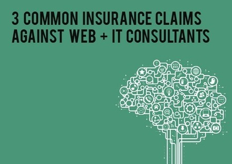 3 Common Insurance Claims Against Web and IT Consultants | Insurance Tips and Insights | Scoop.it