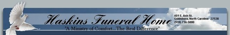 Welcome Haskins Funeral Home, LLC   Funeral Finance, LLC   The Preparations   Scoop.it
