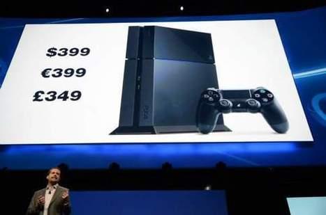 XBox One vs PS4 : la bataille des titans est lancée entre Microsoft et Sony | E3 2013 | Scoop.it