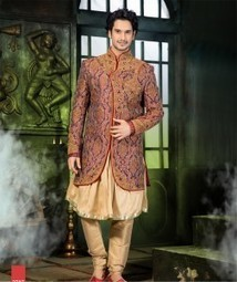 Don on a Sherwani this Valentine's Day | Nihal Fashions Blog | Interesting Facts! | Scoop.it
