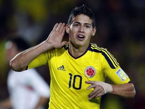 TOP 5 REVELATION PLAYERS IN THE 2014 FIFA WORLD CUP | FIFA WORLD CUP BRAZIL 2014 | Scoop.it