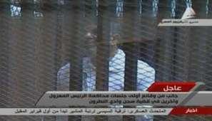 Égypte: jugé pour évasion, Mohamed Morsi risque la peine capitale | Égypt-actus | Scoop.it