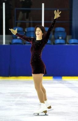 """About Lori Robertson's International Adult Figure Skating Website   """"adult figure skating""""   Scoop.it"""
