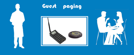 restaurant pagers   Guest paging   Service pager   witop   visit website   Scoop.it