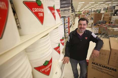 Canadian Tire (almost) ready to roll | Winnipeg Market Update | Scoop.it