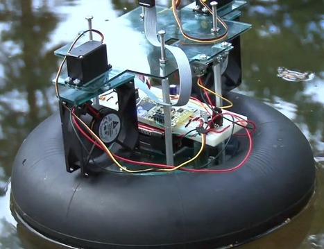 Waterborne Robots Display Emergent Behavior | AlexSF5 | Scoop.it