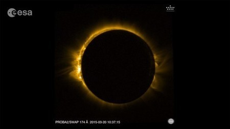Stellar viewing: The solar eclipse in pictures | Anthony Wood | GizMag.com | Digital Media Literacy + Cyber Arts + Performance Centers Connected to Fiber Networks | Scoop.it