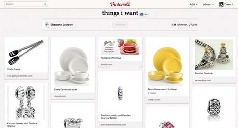 Online Merchants Wrestle With The 'Creepy' Factor In Web Personalization | Filter Bubblicious | Scoop.it