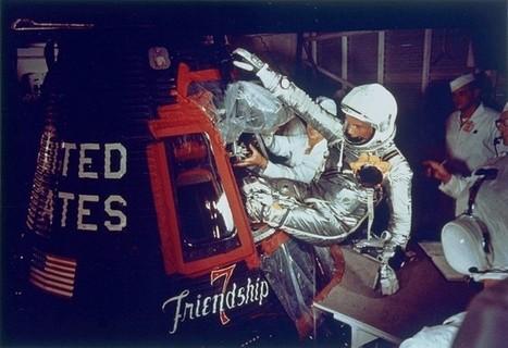 Remembering John Glenn's Historic Space Flight, 50 ... - Open Culture | The World of Open | Scoop.it