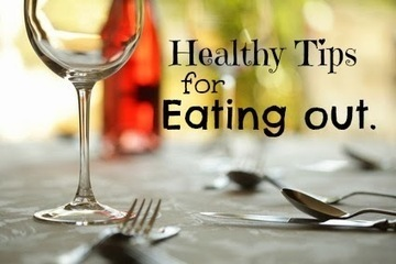 Healthy Swaps: How To Diet When Dining Out | Useful Fitness Articles | Scoop.it