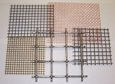 (EN) - The Complete Wire Mesh Glossary of Terms | wovenwire.com | Crimped wire mesh manufacturer | Scoop.it