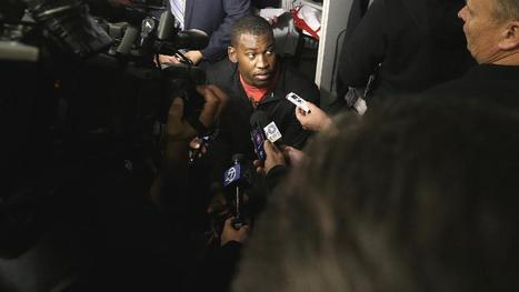 49ers' Aldon Smith arrested at LAX, allegedly made comment about a bomb   Deviant Behavior CNM Spring 14   Scoop.it
