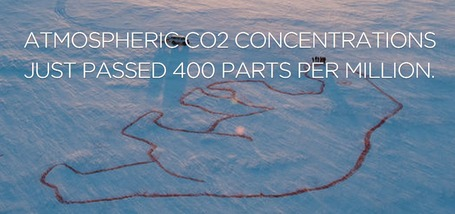 400 ppm CO2: What It Means | The Integral Landscape Café | Scoop.it