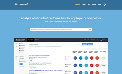 #Tip: How to use BuzzSumo to monitor social analytics | Social Media Marketing | Scoop.it