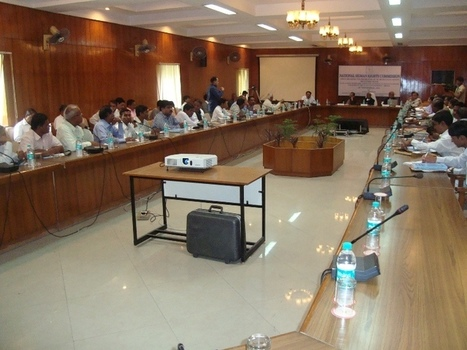 INDIA: Human Rights Commission (NHRC) hearing re: asbestos workers suffering from asbestosis | Asbestos and Mesothelioma World News | Scoop.it