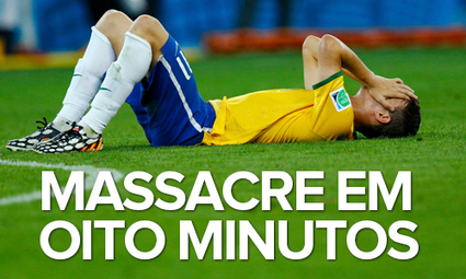 Massacre em oito minutos | New Journalism | Scoop.it