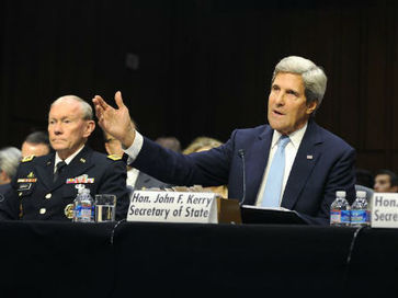John Kerry's Morally, Linguistically, and Historically Obscene Case for War in Syria - Hit & Run : Reason.com | Saif al Islam | Scoop.it