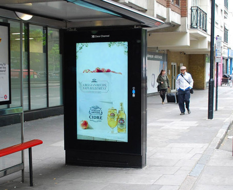 The cool outdoor ads activated by warm weather   Advertising   Creative Bloq   Un monde de pub   Scoop.it