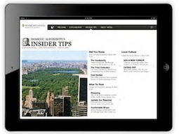 L2: A Think Tank for Digital Innovation » Luxury Hotels Increasingly Mobile-Savvy | Travelled | Scoop.it