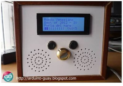 Arduino MP3 Jukebox | Big and Open Data, FabLab, Internet of things | Scoop.it