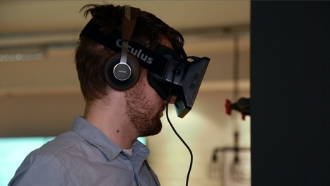 Samsung Virtual Reality Headset to Challenge Oculus Rift and Project Morpheus - International Business Times UK | Wearable technology | Scoop.it