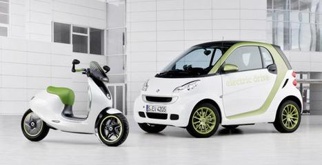 Journées du scooter électrique 2013 : le bilan ! | véhicules électriques étude de marché | Scoop.it